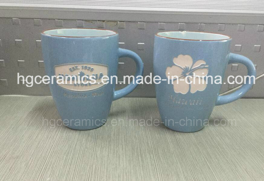 New Mug, Sandblast, Sandblast Mug pictures & photos