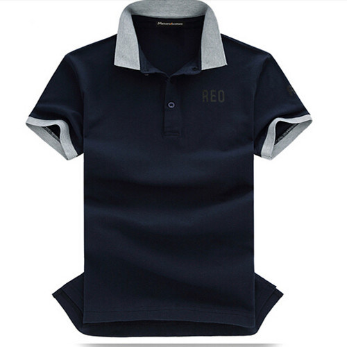 [Hot Item] Custom Polo Shirts with Embroidery Logo