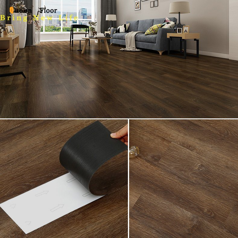 China Factory Support Laminated Flooring Recycled Dry Back Plastic Tiles Pvc Vinyl Floor Biulding Material