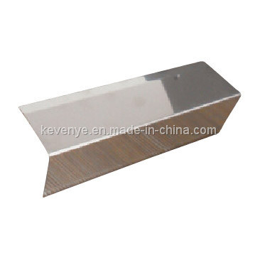 Brushed Stainless Steel Profile