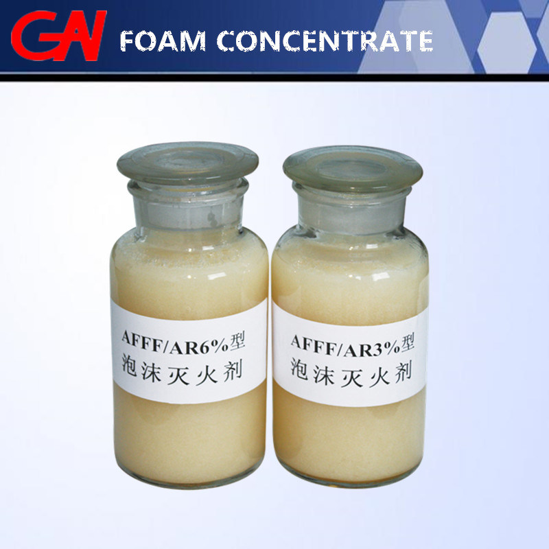 High Quality China Manufacture 3% 6% Afff Foam Agent Foam Concentrate for Fire Fighting