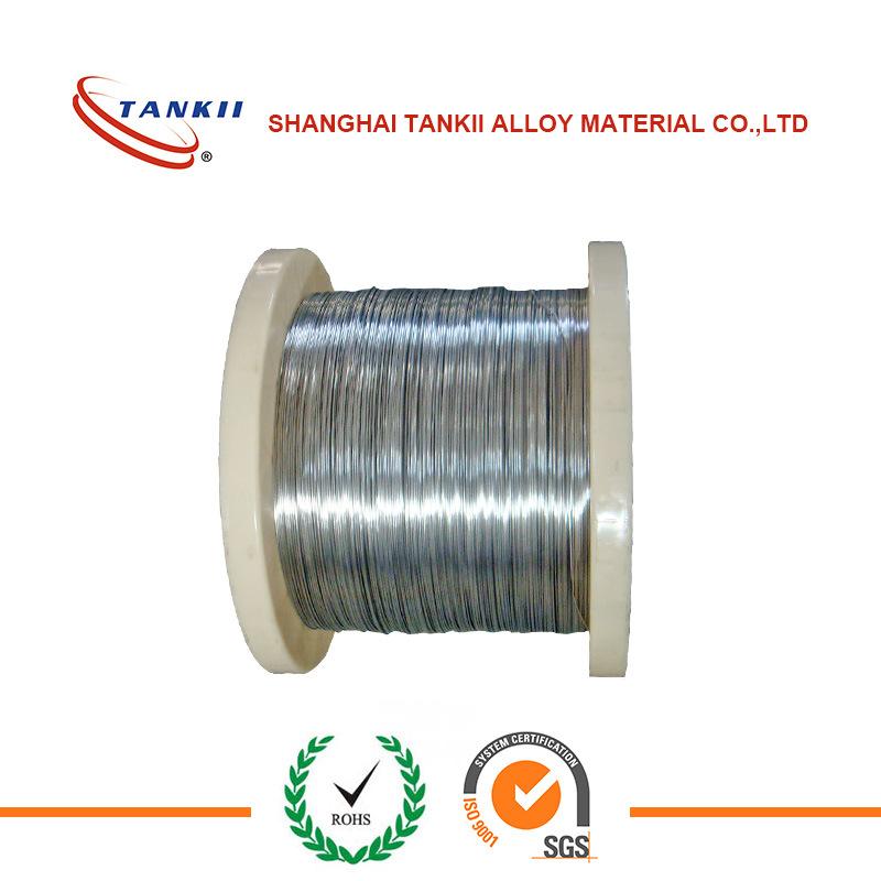 China Different Size Nichrome Alloy Wire NiCr6015/MWS-675 - China ...