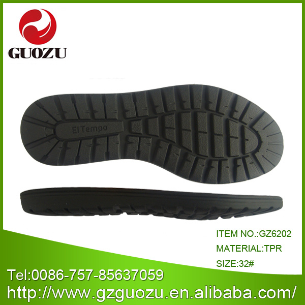 China Teen Wrinkled Non-Slip Shoe Sole