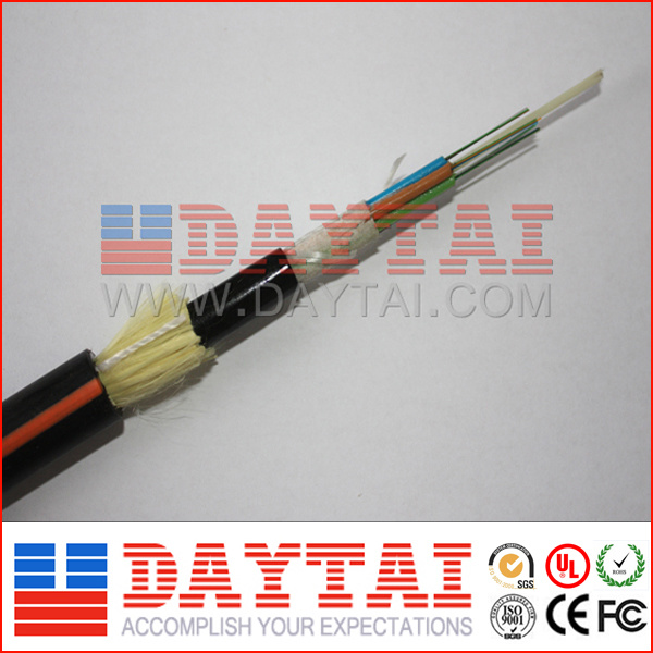 Self Supporting Aerial ADSS Fiber Optic Cable