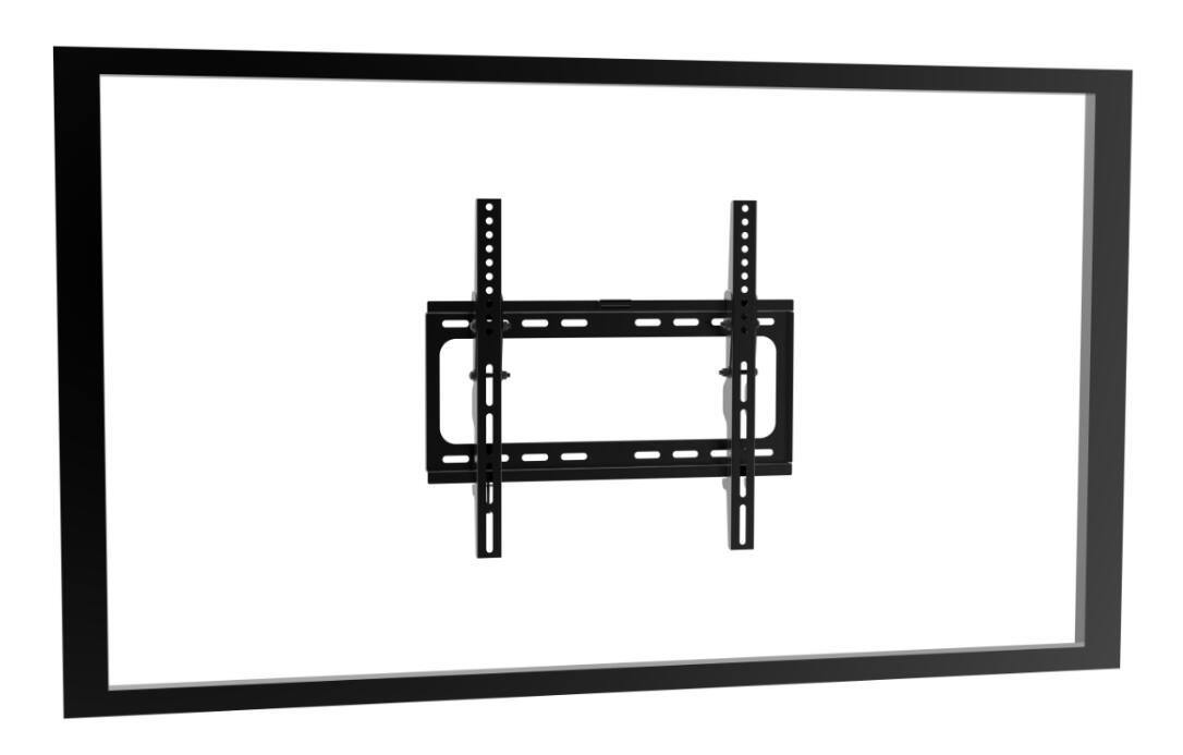 China TV Wall Mount Black or Silver Suggest Size 32-55\