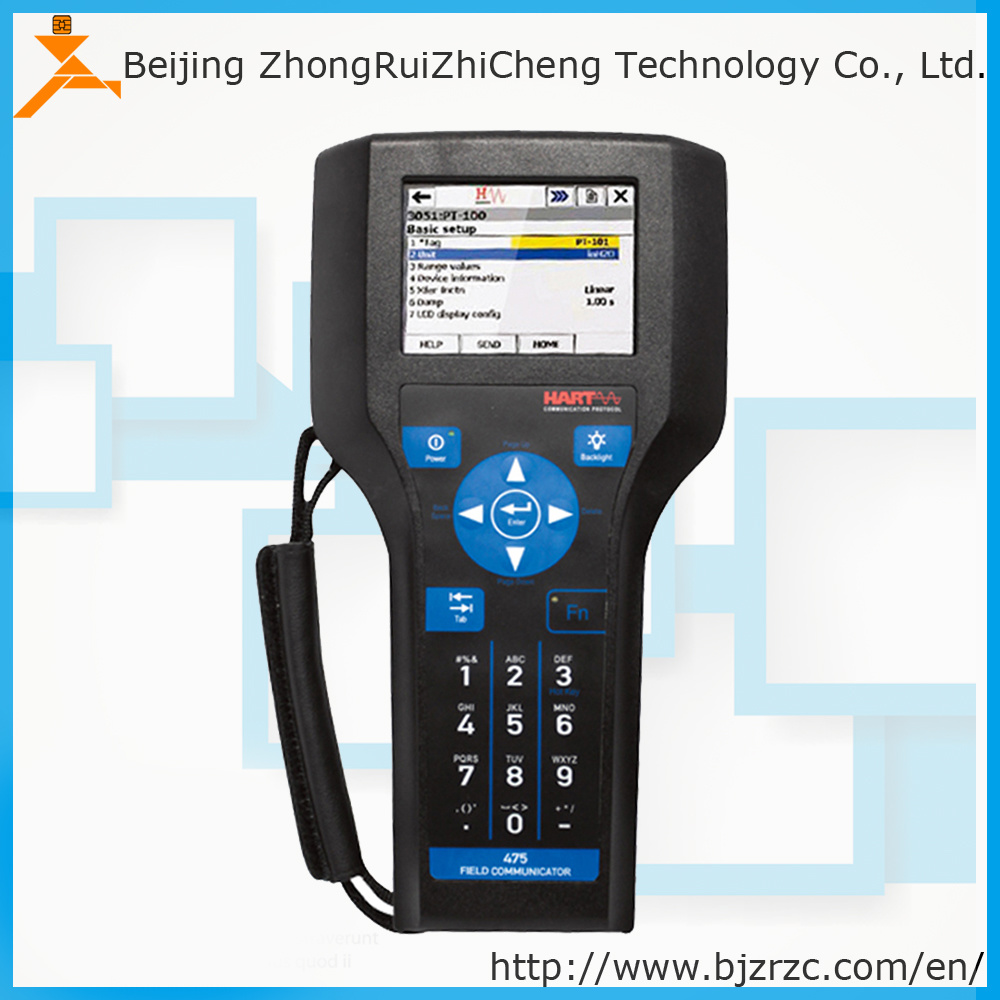 [Hot Item] High Quality Hart Communicator 475 Handheld