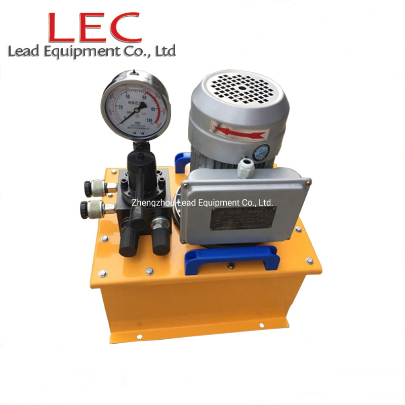 Electric Hydraulic Pump >> Hot Item Post Tension Small Electric Hydraulic Pump