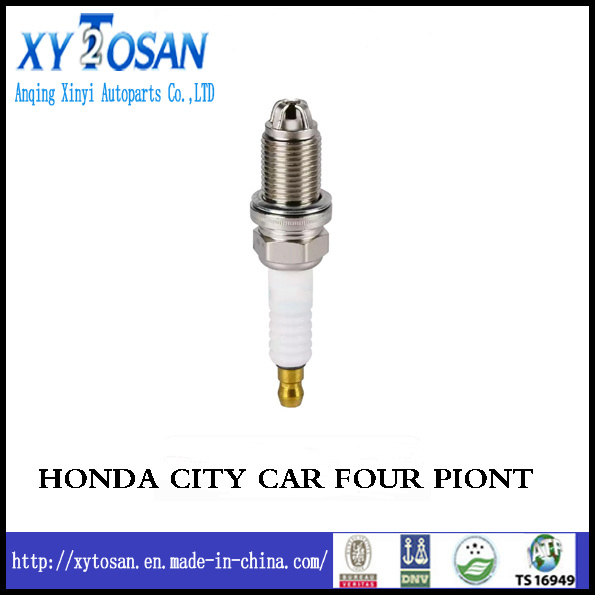 Lowest Price for Pakistan Market- motorcycle Spark Plug for Honda City Four Piont