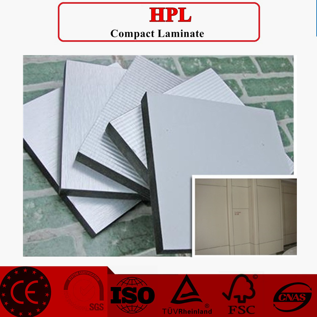 High Density Compact Laminate Board; HPL Formica Sheet pictures & photos