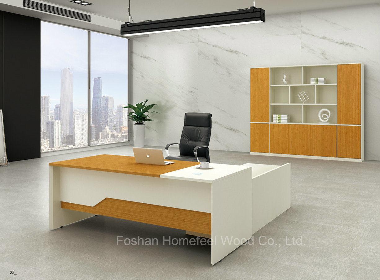 China Latest Design Customizable Executive Office Table