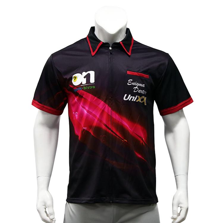 premium selection 8783f 1580c [Hot Item] Fashion Style Sportswear Men′s Dart Jersey Gym Clothing Custom  Dart Shirts
