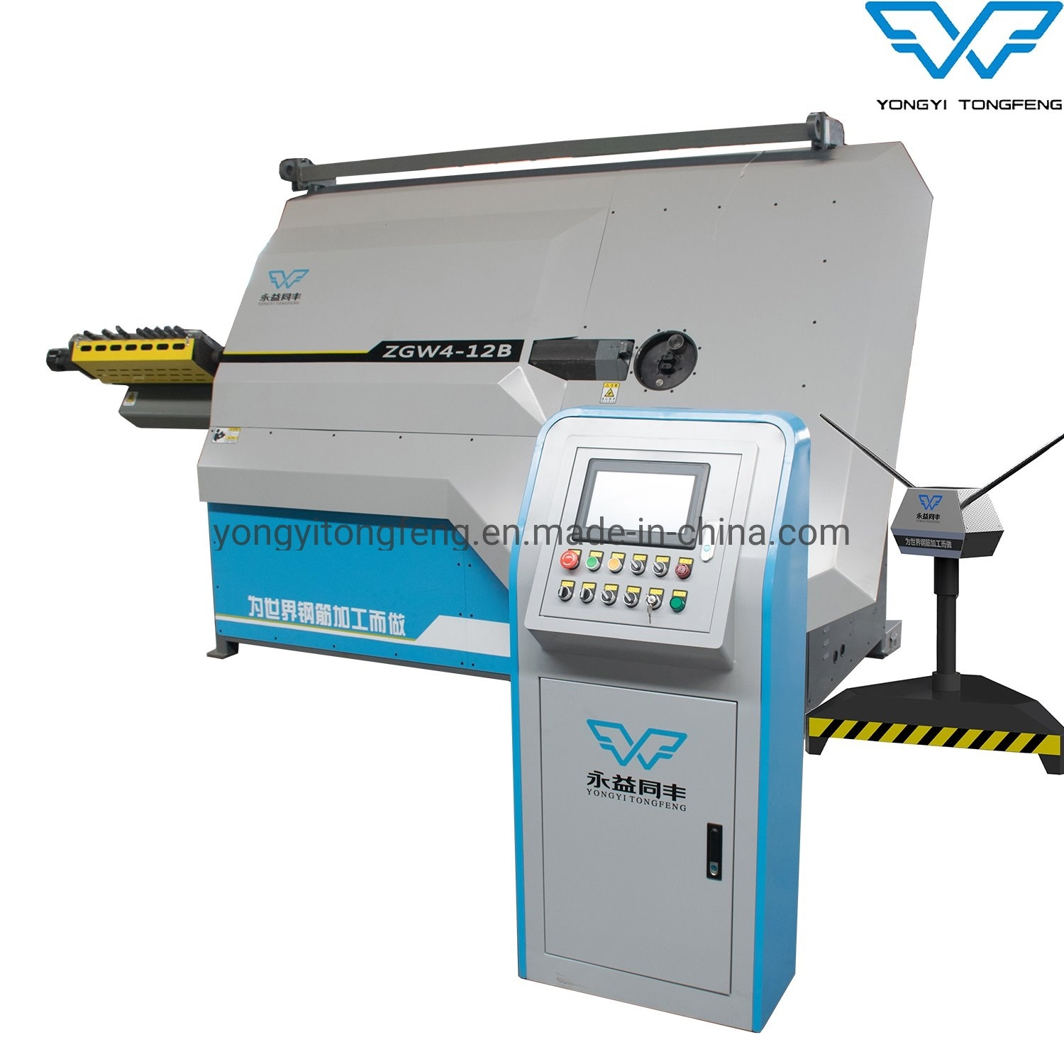 [Hot Item] Automatic Rebar Stirrup Bending Machine/CNC Wire Bending Machine  Price