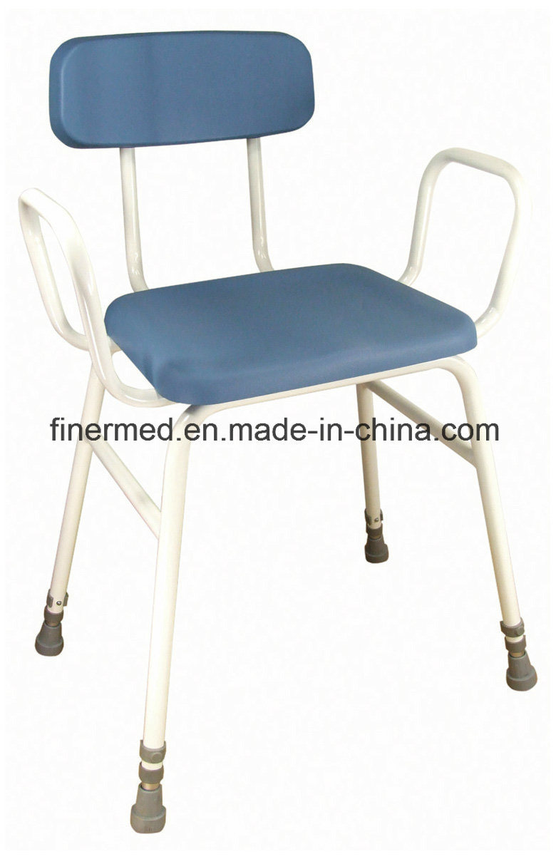 China Adjustable Perching Stool with Back - China Perching Stool ...