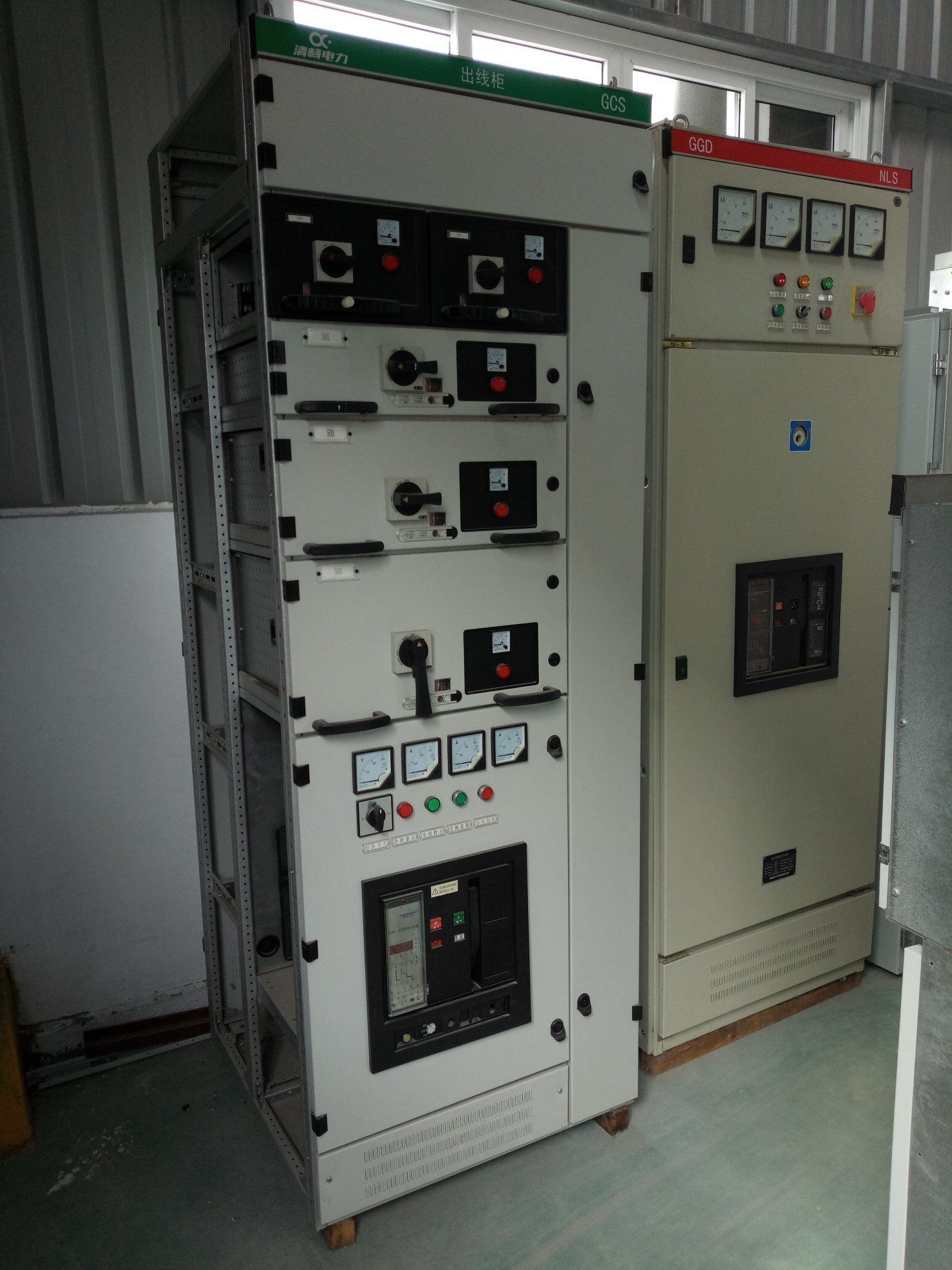 China 400V Low Voltage Switchboard/Switchgear/ Power Control Center ...