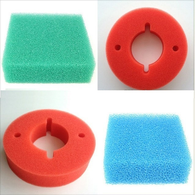 Polyurethane Foam Sponge with Different Color pictures & photos