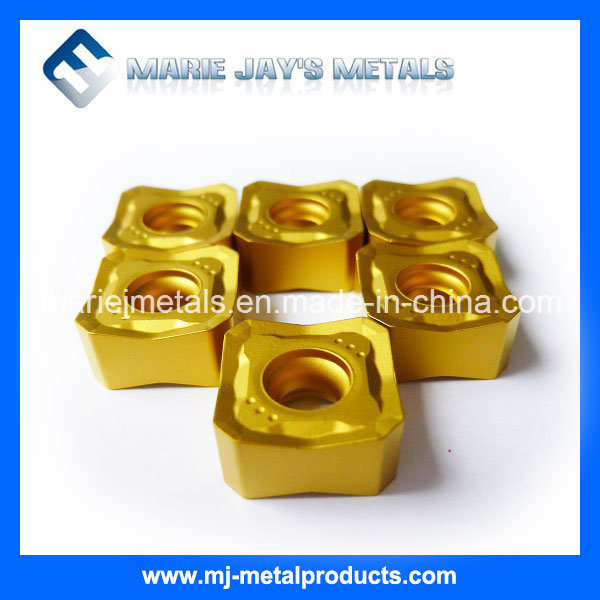 Tungsten Carbide Turning Inserts Made in China pictures & photos