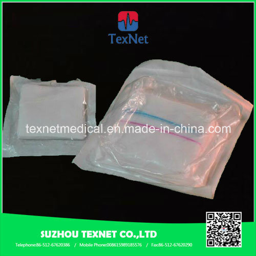 CE and ISO Certified Gauze Swab for Medical Use