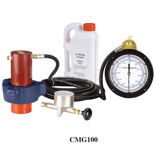 Remote Pressure Gauge Systems (CMG100)