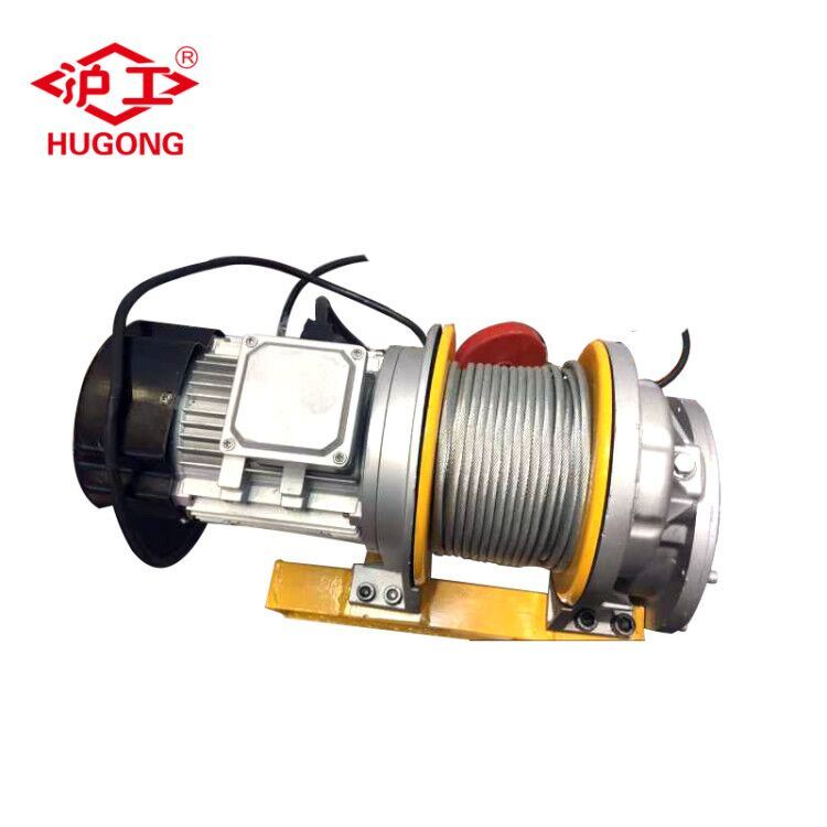 China 380V Electric Wire Rope Crane Mini Hoist Winch with Best Price ...