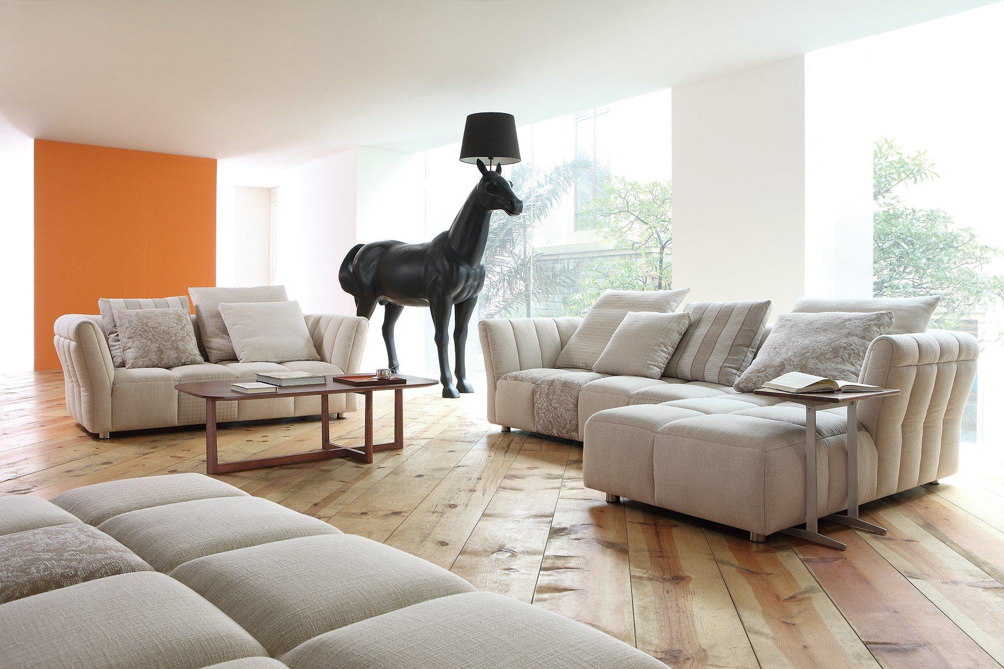 New Design Modern Italian Corner Home Furniture (Zhida)