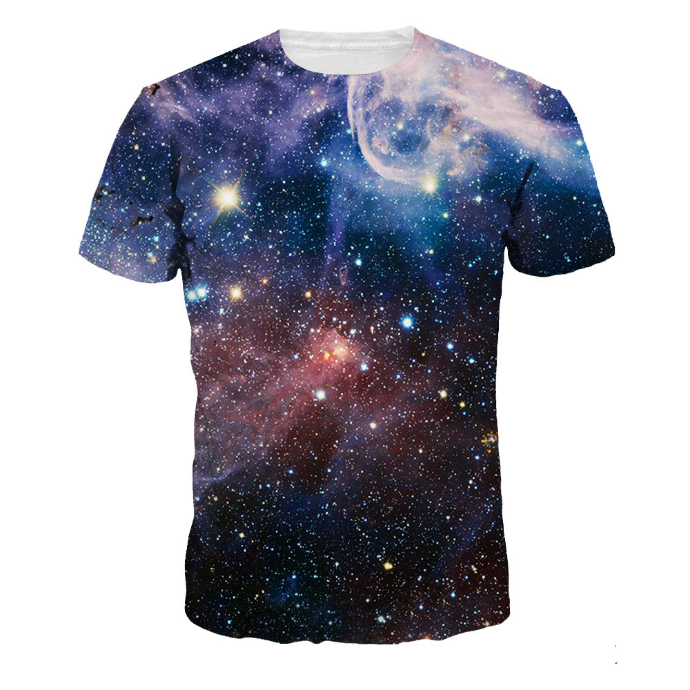 China New Fashion 3d Sublimation Printing T Shirt Design Photos