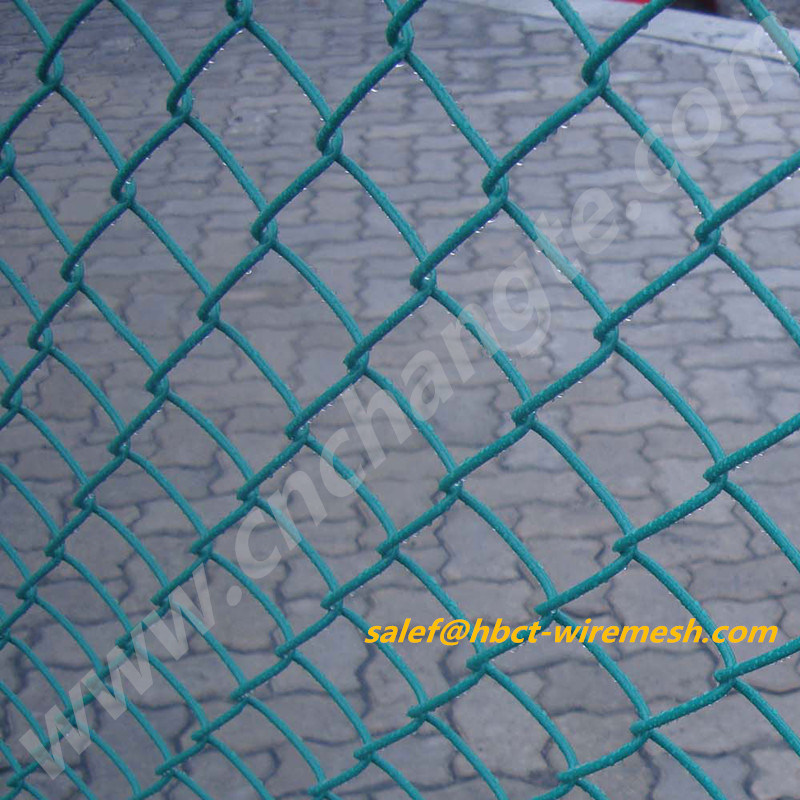 China Good Value PVC Coated Chain Link Wire Mesh Prices - China Wire ...