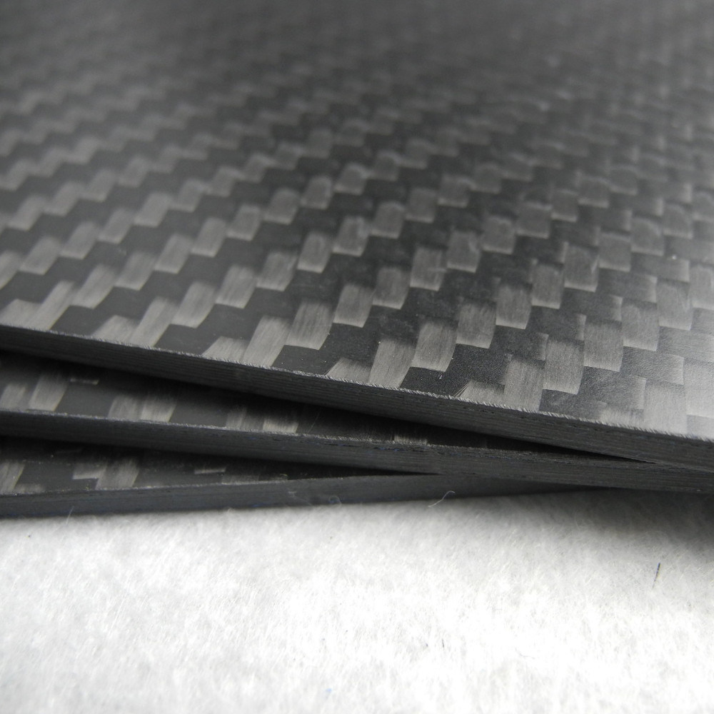 3K Plain/Twill Weave Carbon Fiber Board/Plate Carbon Fiber Sheet pictures & photos