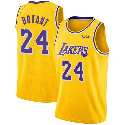 China Custom Customized Lakers Jerseys 24 Kobe Bryant Basketball ...