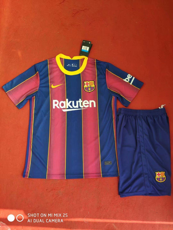 China 2021 Barcelona Soccer Jersey Neymar Football Shirts China Football Jersey And Barcelona Baby Jersey Price