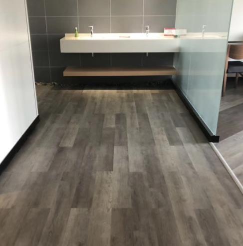 China Good Price Pvc Flooring Click