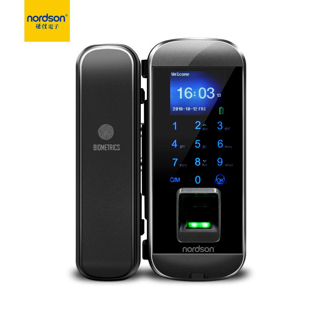 [Hot Item] Standalone Electronic Intelligent Safe Fingerprint Code Elevator  Access Control System with Digits Keypad