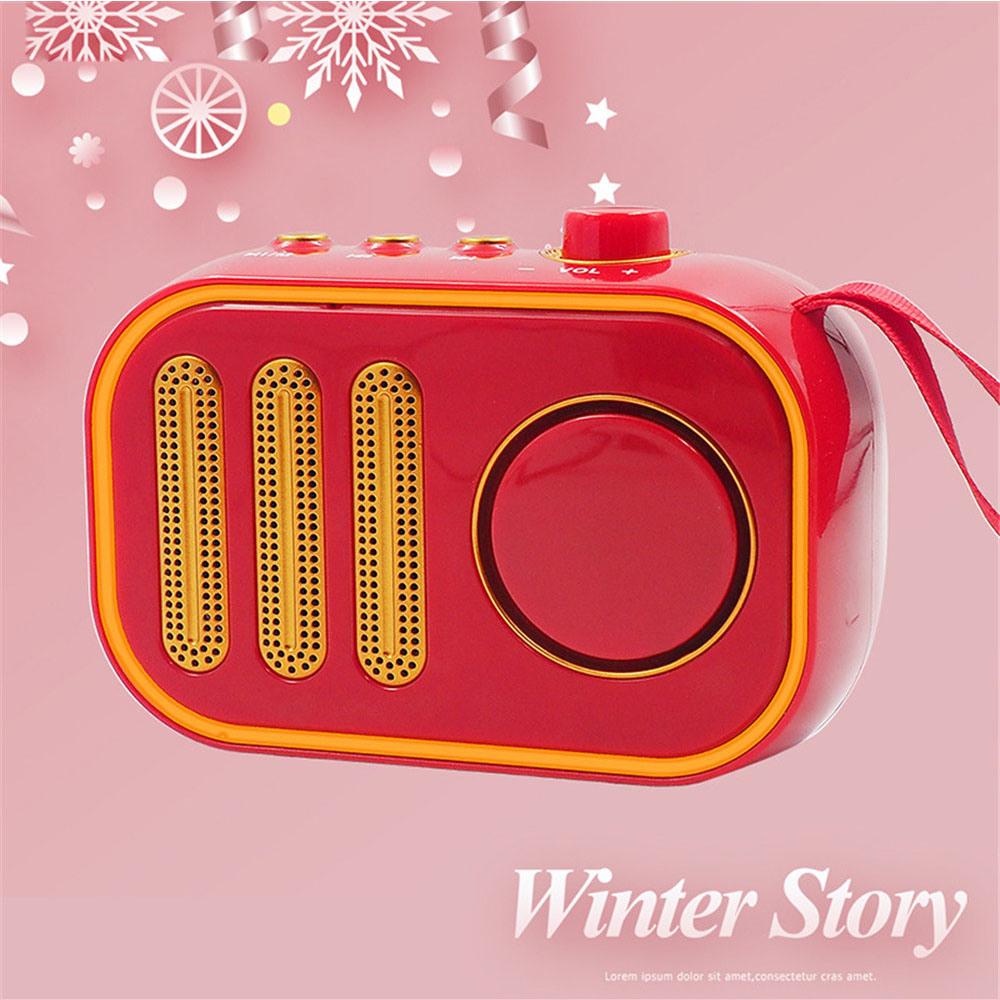 China High Sound Quality Retro Style Wireless Car Bluetooth Outdoor