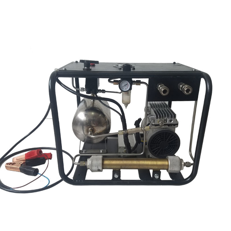D Machinery Oil-Free Hookah Dive System Third Lung Serface Vacuum Pump for Snorkeling