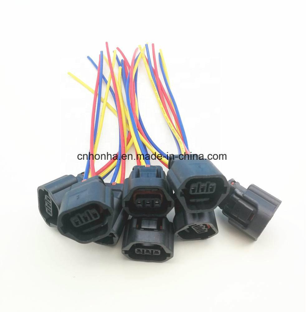 [Hot Item] 3 Pin Mitsubishi Evo Mivec Cam Sensor Connector Automotive on