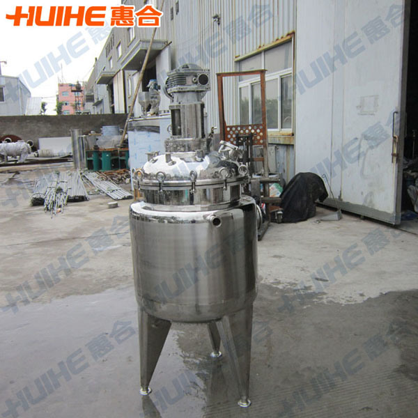 Mixing Reactor Tank for Reaction