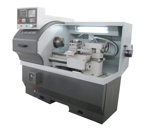 Mini Metal Cutting Lathe Machine