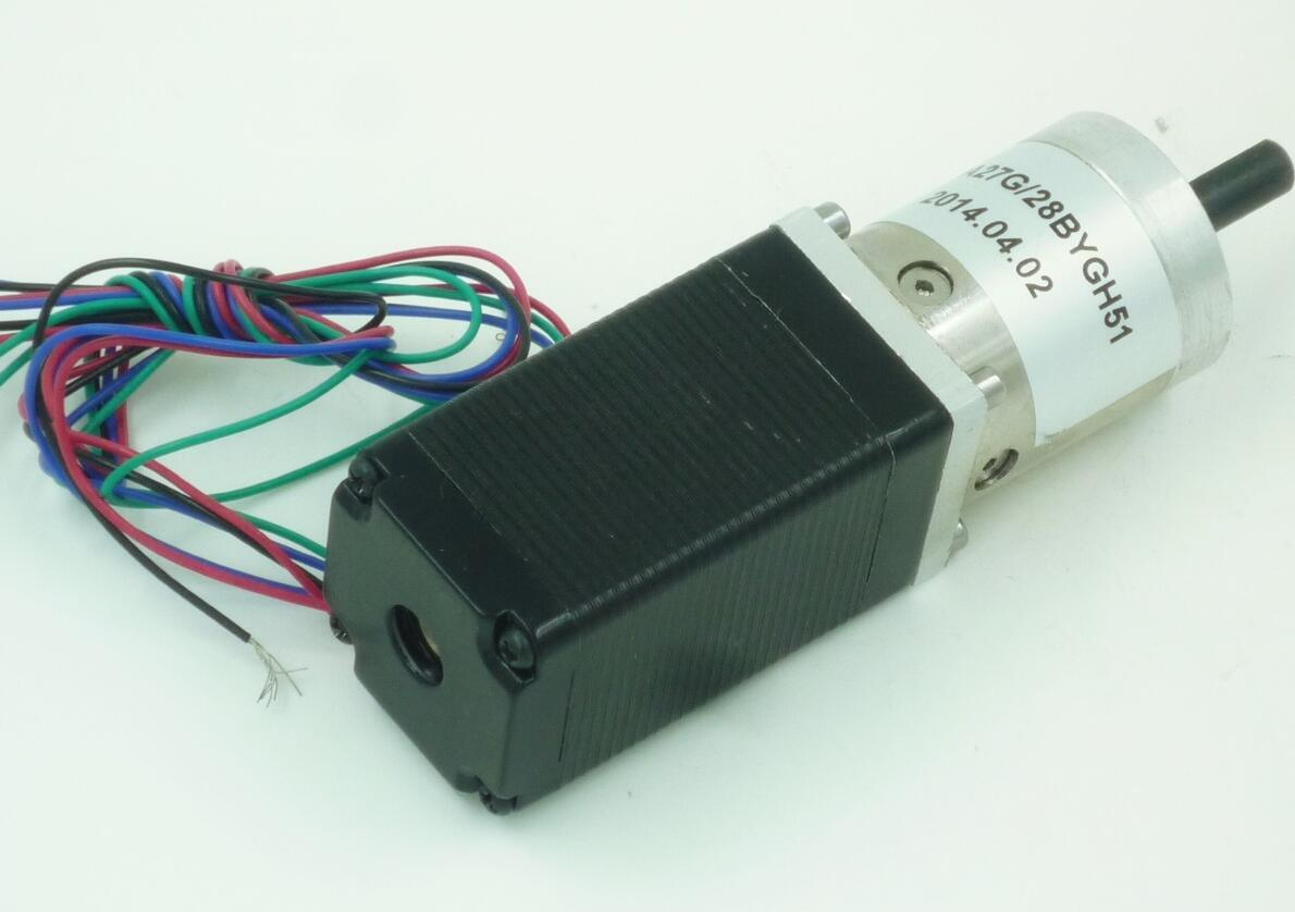 3D Printer NEMA 11 Planetary Gearbox Geared Stepper Motor