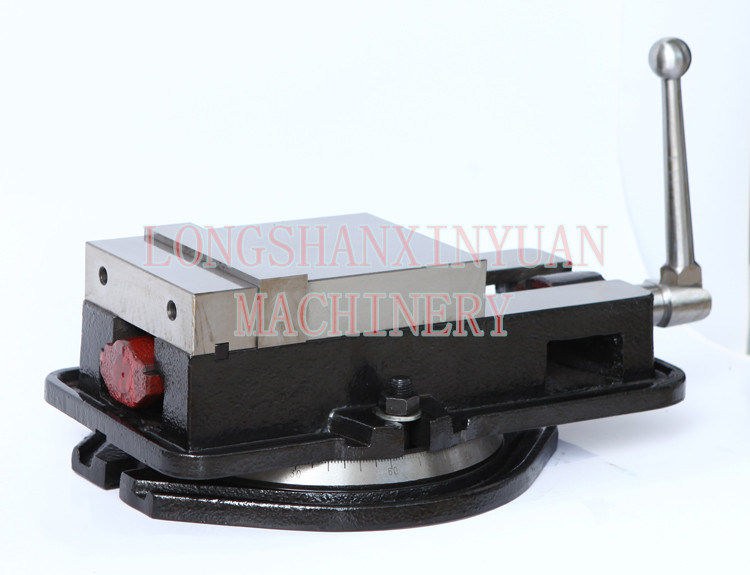 High Quality Precision Angle Lock Machine Vice, Milling Machine Vice pictures & photos