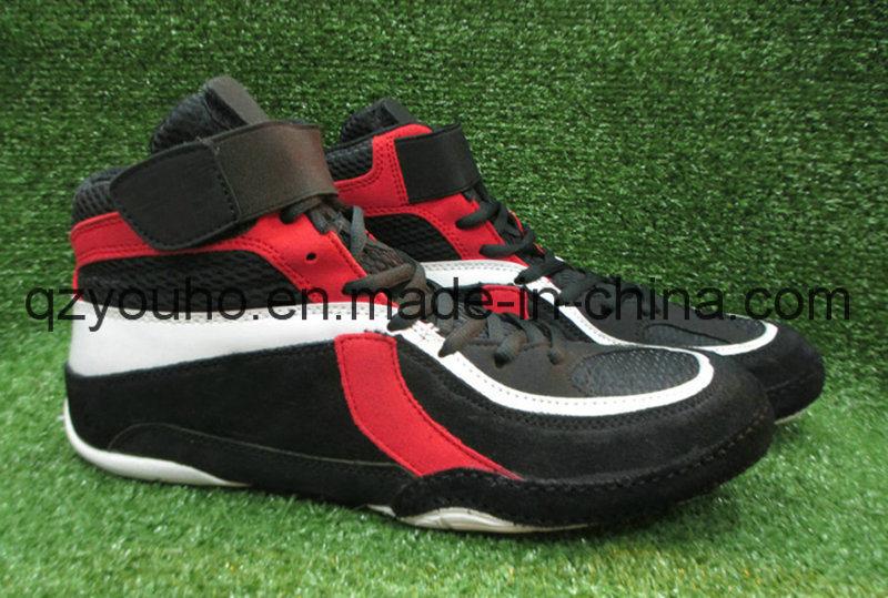 aa166899af84f China European Market Rare Inflict Kolat Rulon Classic Champion Wrestling  Shoes - China Wrestling Shoes
