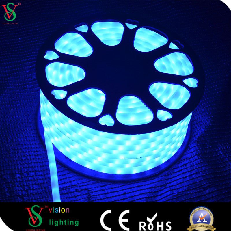 rgb wholesale customized new christmas led mini rope light