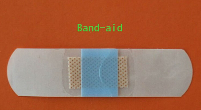 Medical Disposables Band-Aid Transparent Waterproof PU Semi-Permeable Surgical Protective Non-Woven Adhesive Dressing