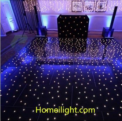 Tile Ling Dance Floor Star Light