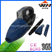 Handheld Dust Suction Collector for Dry and Wet Use 60W 12V Car Vacuum Cleaner