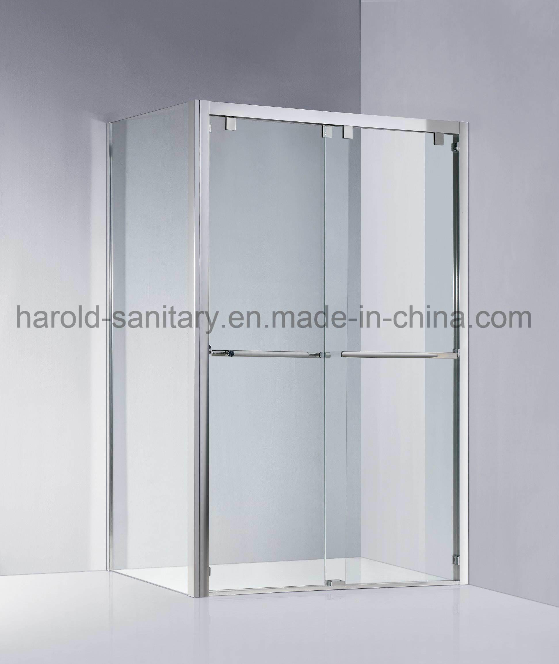 Hot Item Hanging Sliding Gl Shower Doors
