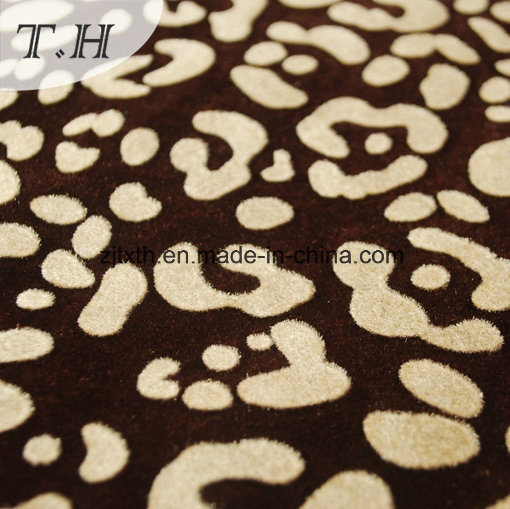 Nylon Flock Fabric for Furniture pictures & photos