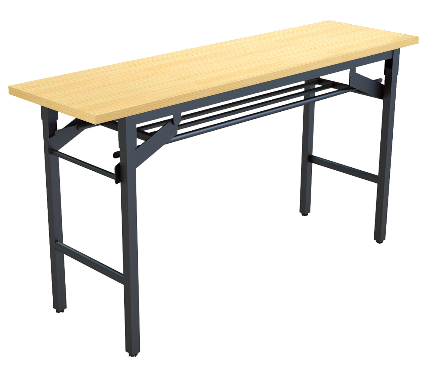 Eco Friendly Furniture Office Rectangular Reception Desk Podium
