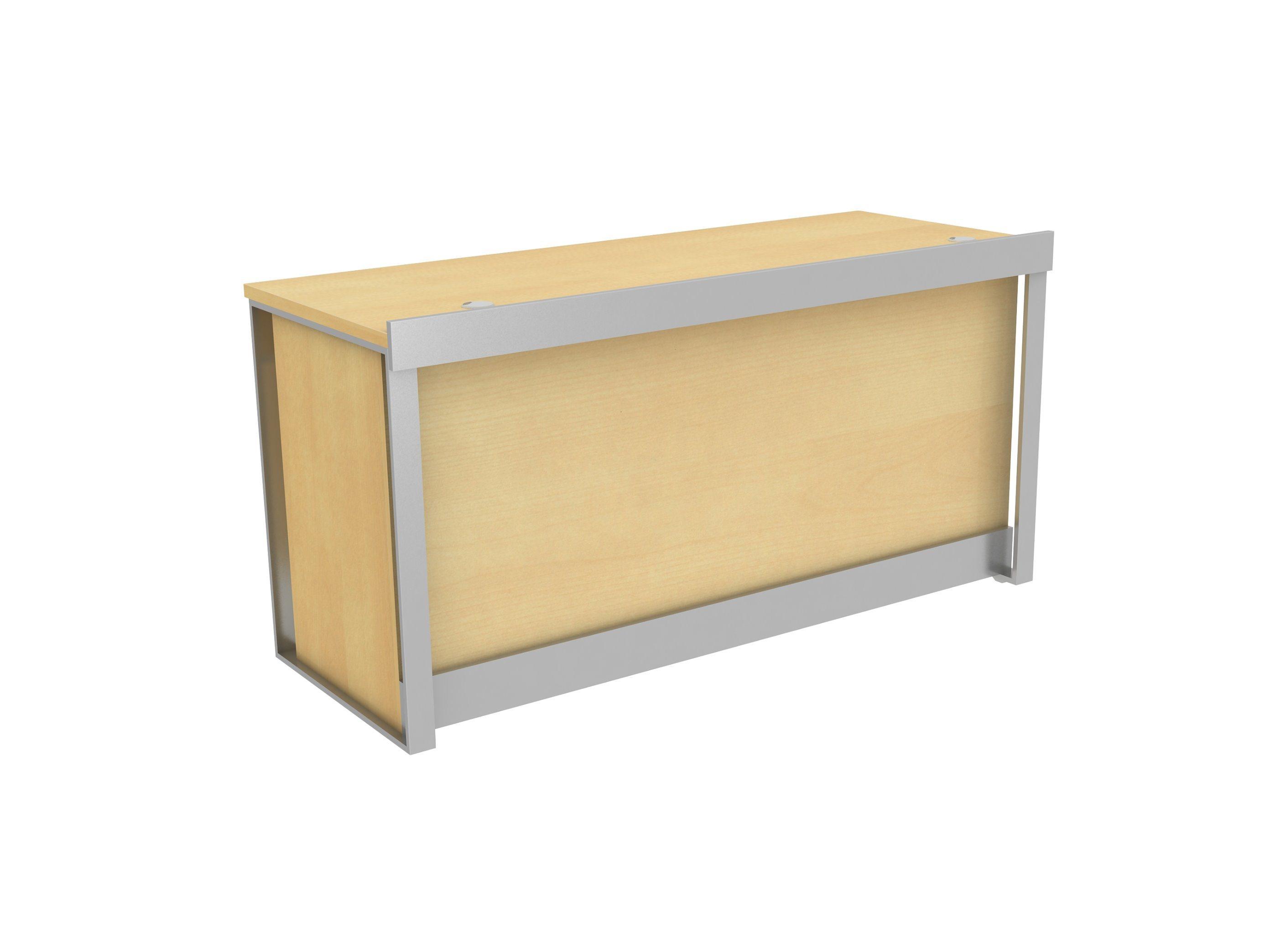 China Eco Friendly Furniture Office Rectangular Reception Desk Podium School Pedestal