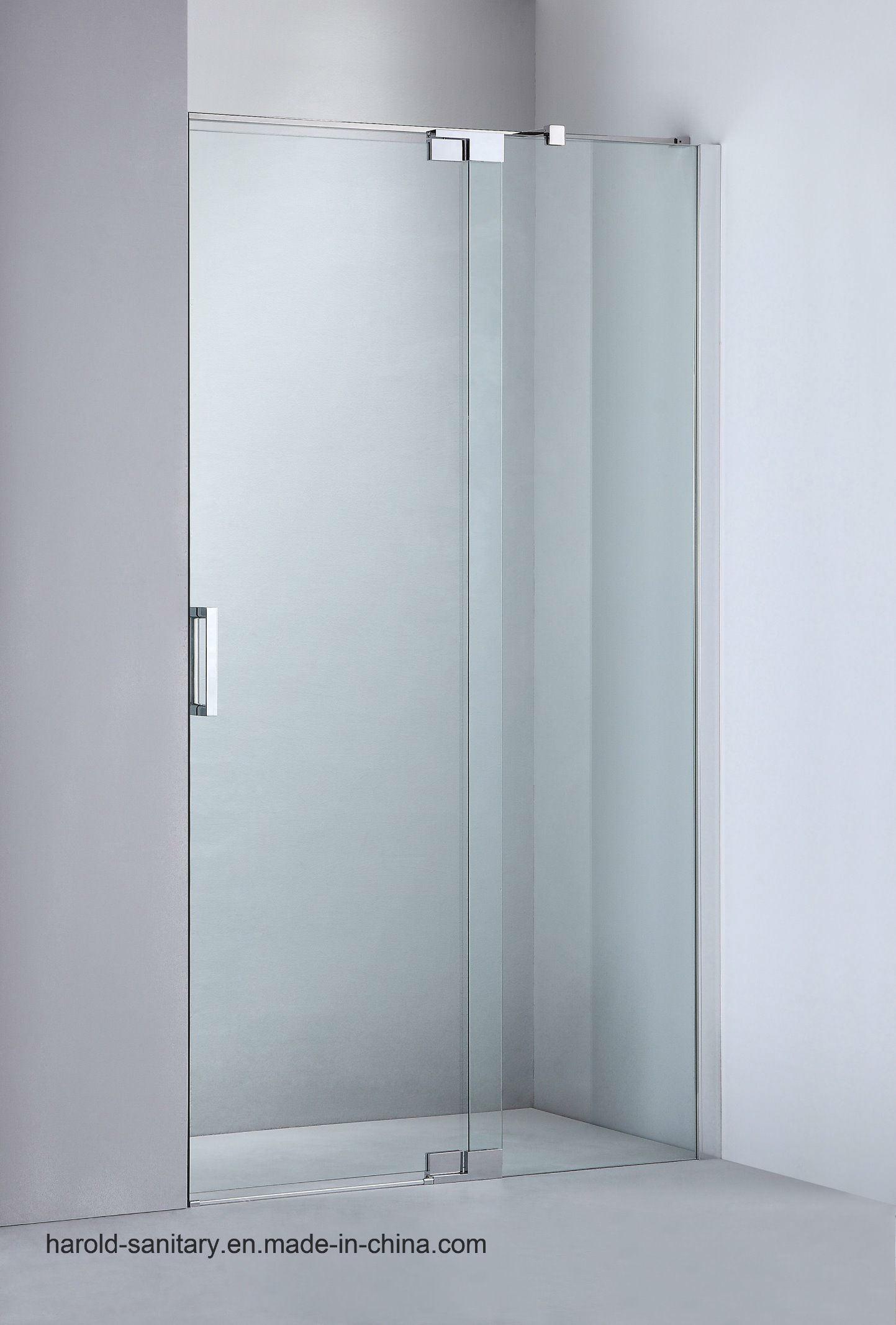 Hot Item Brass Pivot Hinge Swing Shower Door