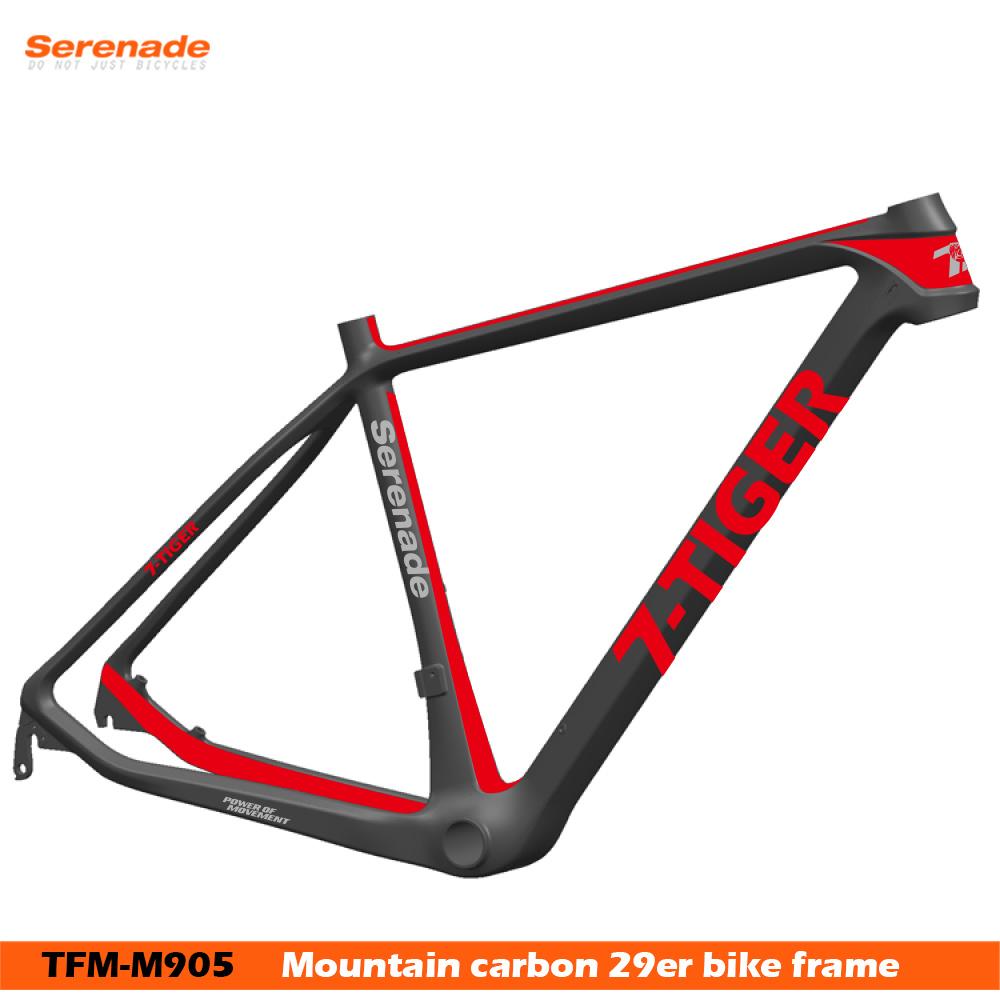 China Boost Optionally EPS Hardtail Mountain Bike Frame Qr or Thru ...