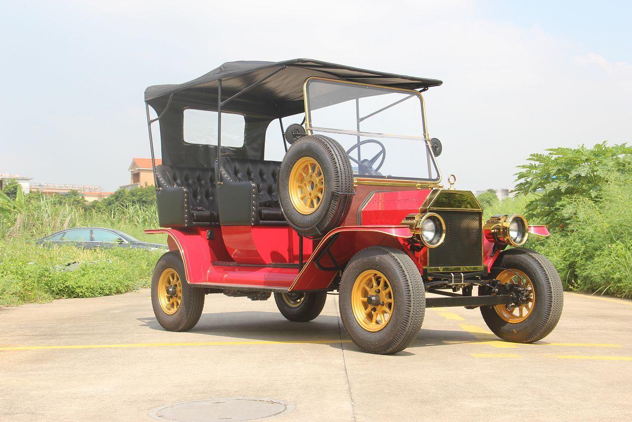 Hot Item Tourist Car Unique Design Vintage Sports Car For Golf Course